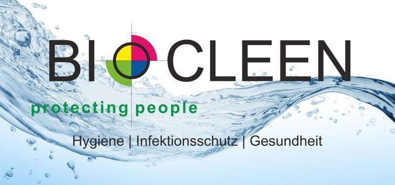 Biocleen Hygiene Infektionsschutz für Unternehmen